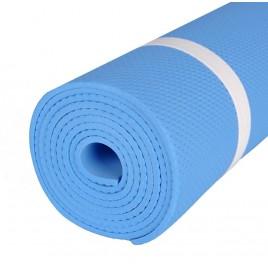 Saltea Aerobic inSPORTline EVA 173 x 60 cm, Culoare: Albastru