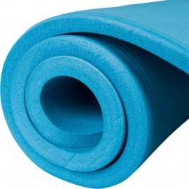 Saltea aerobic inSPORTline Fity 140 x 61 cm, Culoare: Albastru