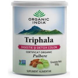 Organic India Triphala Pudra 100g